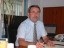 Abaffy Zoltán, a Zsinat nemlelkészi elnöke